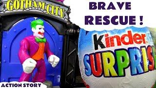 Giant Egg Robbery