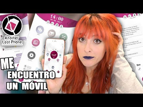 ENCUENTRO OTRO MÓVIL PERDIDO!!  Ep.1  Another Lost Phone: Laura's Story
