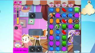 How to pass level 2584 Candy Crush Saga without boosters played by Cookie Visit our website for written tips for all levels of Candy Crush Saga http://candyc...