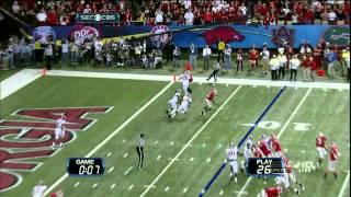 Dee Milliner vs Georgia & Notre Dame (2012)