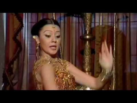 Mere Dholna and    Aaja nachle  - Oksana Rasulova KLIP Indian dance