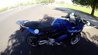 1. Mike & Kiki's Adventures Review of 2007 bmw f800st