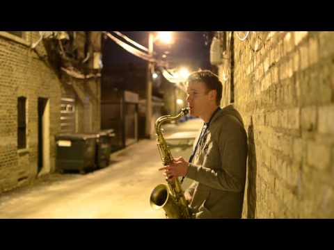 Singing Beatboxing Saxophonist Performs a Really Cool Version of  Stand By Me  for His