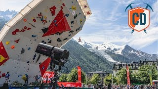 EXCLUSIVE Behind The Scenes Of The Chamonix WC | Climbing Daily Ep.1477 by EpicTV Climbing Daily