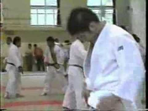 Hidehiko - Hidehiko Yoshida training footage from the docummentary, which is on youtube.