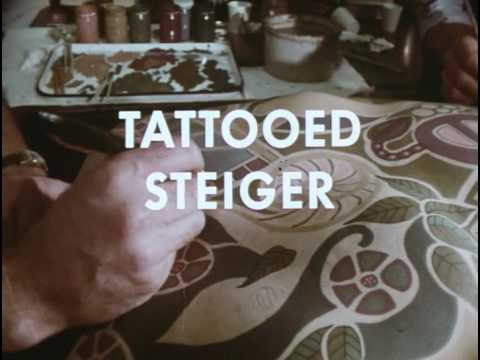 """Tattooed Steiger"""