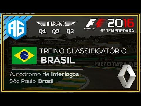 F1 2016 - EXTRA DO GRANDE PRÊMIO DO BRASIL - NÃO SERIA FÁCIL MESMO (Português-BR)