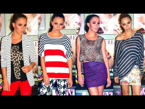 How to Mix Patterns! 10 Outfit Ideas Mixing Patterns & Prints