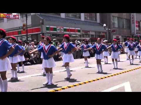 第60回 赤羽馬鹿祭り  赤羽小学校レッドウイングス