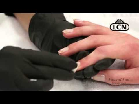 Enhance natural nail health with LCN's guide to Boost Gel application