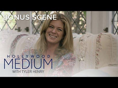 Tyler Henry Senses A Presence In Rachel Hunter's Home   Hollywood Medium with Tyler Henry   E!