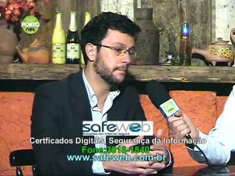 Entrevista com Vinícius Pinheiro, Diretor Comercial da e-Core Desenvolvimento de Software.