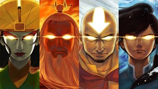 Nonton Top 50 Strongest Avatar The Last Airbender   Legend Of Korra Characters                Series Finale  Film Subtitle Indonesia Streaming Movie Download