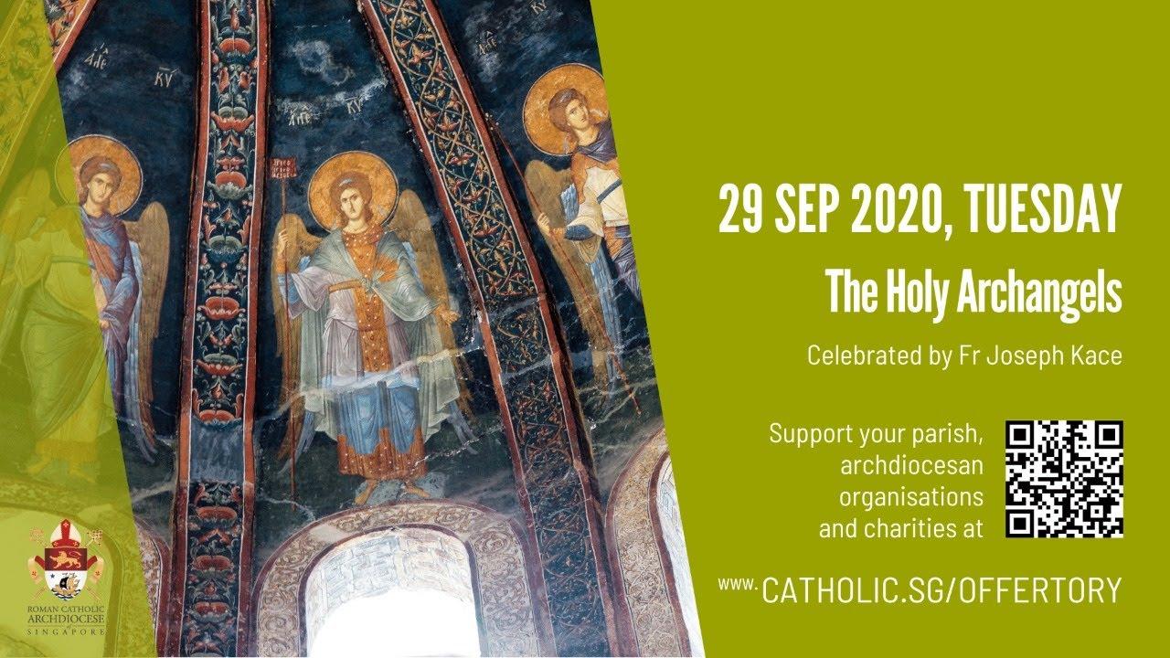 Catholic Tuesday Mass 29th September 2020