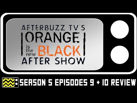 Orange is the New Black Season 5 Episodes 9 & 10 Review & AfterShow | AfterBuzz TV