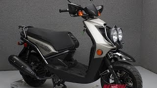 6. 2014  YAMAHA  YW125 ZUMA 125 - National Powersports Distributors