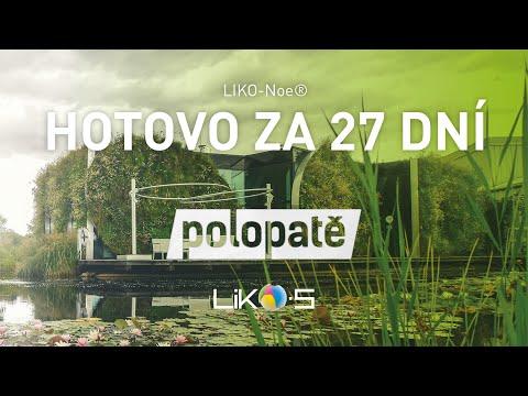 LIKO-Noe v pořadu Polopatě - Deštné zahrady - na ČT1, 5. 6. 2016