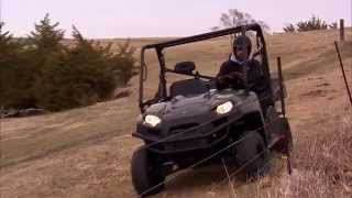 9. 2014 Polaris Off Road Vehicles RANGER Diesel HST