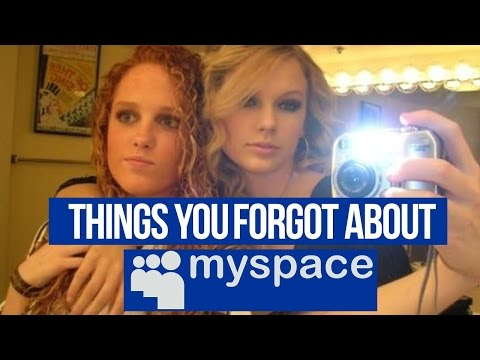 9 Things You Totally Forgot About Myspace