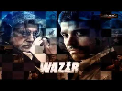 'MAULA' Video Song | WAZIR | Amitabh Bachchan, Far
