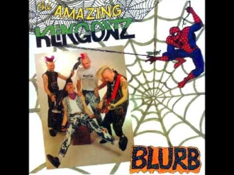 Klingonz - Too Drunk To Fuck (Dead Kennedys Psychobilly Cover)