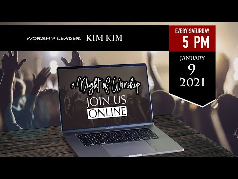 Night Of Worship (January 09, 2021)