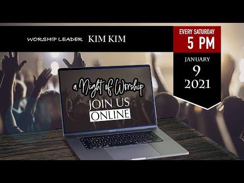 Night Of Worship (January 09, 2021)