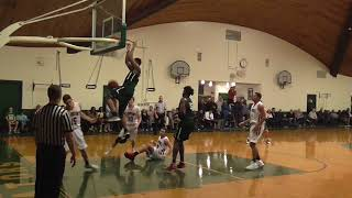 AJ Reeves/Brimmer & May vs. St. Sebastian's in 3 Minutes