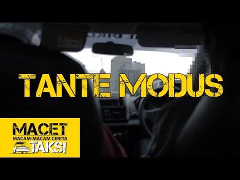 Download Video TANTE MODUS - Macam-macam Cerita Taksi