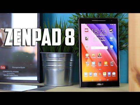 ASUS ZenPad 8, review en español