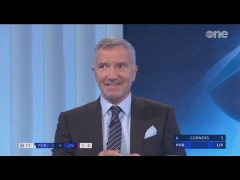 Porto 1-4 Liverpool (1-6) Post Match Analysis