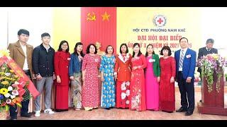 Đại hội Hội Chữ thập đỏ phường Nam Khê lần thứ X, nhiệm kỳ 2021-2026