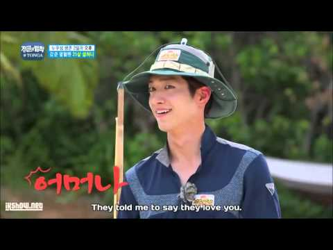 Video Kim Seol hyun huge fan Seo Kang joon # Law Of The Jungle in TONGA Ep.210 download in MP3, 3GP, MP4, WEBM, AVI, FLV January 2017
