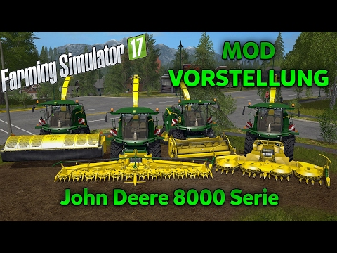 John Deere 8000 Series v2.0