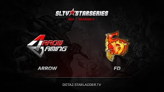 Arrow vs FD, game 1
