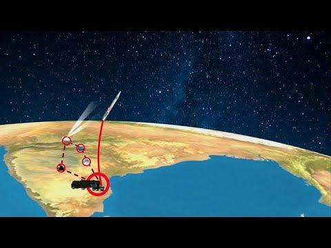 Indien: Satellit wird im Weltraum abgeschossen