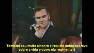 Entrevista do Morrissey para Craig Kilborn - 2002 (legendado)