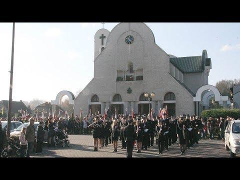 Patriotyczne świętowanie w Wadowicach