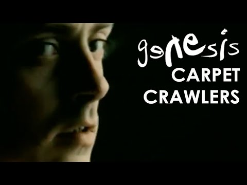Genesis - Carpet Crawlers 1999 (Official Music Video)