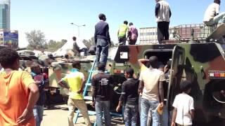 Military Equipment Expo, Addis Ababa, Ethiopia