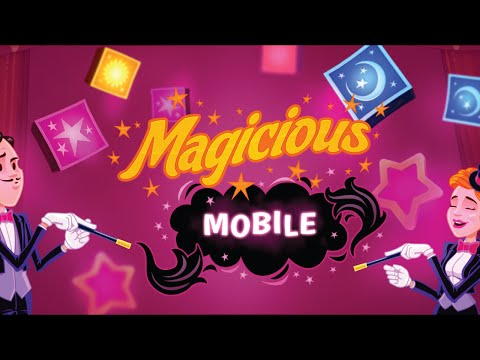 Magicious Slot by Thunderkick Software