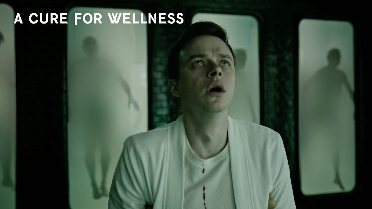 All of us are human. None of us are immune. A Terrifying Secret is Unlocked in Psychological Thriller 'A Cure for Wellness' [Super Bowl Spot]