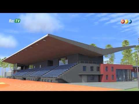 Sāksies Jāņa Daliņa stadiona pārbūve un vieglatlētikas manēžas būvniecība
