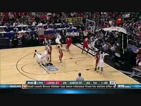 Big Ten Tournament Final - Highlights of both the 2nd Semi Final and Championship Games.