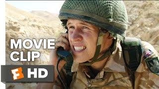 Kilo Two Bravo Official Movie CLIP - Radio Check (2015) - Mark Stanley, David Elliot War Movie HD