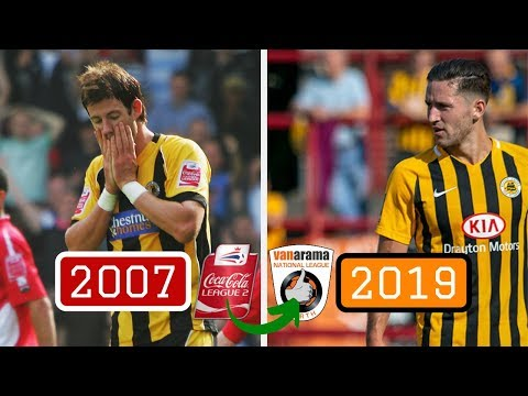 Download First 7 Teams Relegated From League Two: Where Are They Now? MP3