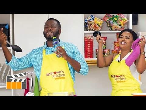 McBrowns Kitchen With Adjetey Annan | SE03 EP09