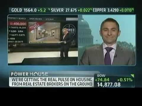 CNBC Exclusive – Realtor Evan Johnson on Washington DC Real Estate