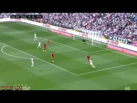 Real Madrid vs Sevilla 4-1 all goals highlights HD quality