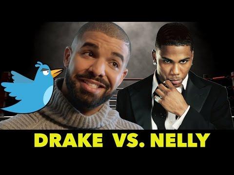 Video DRAKE VS NELLY - WHO WAS BIGGER??? - #NellyVsDrake download in MP3, 3GP, MP4, WEBM, AVI, FLV January 2017